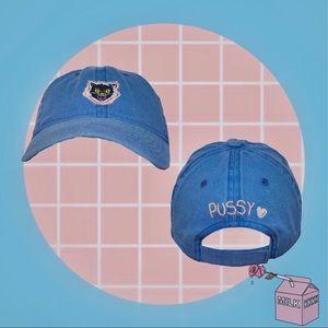 """""""Pu$$y Cat"""" Dad Hat"""